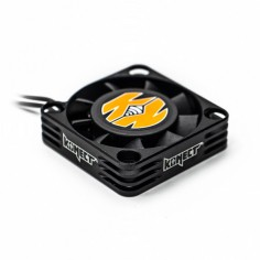 Ultra High Speed Cooling alu Fan 40x40x10mm - 6V-8,4V - Dual ball bearings - BEC connector