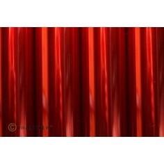 ORACOVER 2m Transparent red (29)