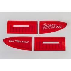 Wing pair Triple R.E.S.