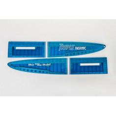 Wing pair Triple thermic