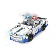 Police car - Building block