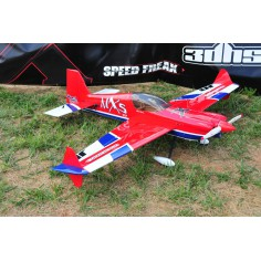 """76"""" MXS EXP - Red/White/Blue 1,93m - Electric Version"""