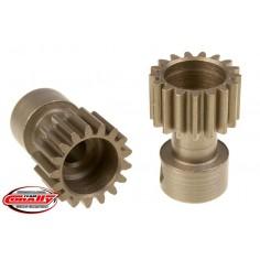 Team Corally - 48 DP Pinion – Long – Hardened Steel – 17 Teeth - o3.17mm