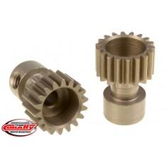 Team Corally - 48 DP Pinion – Long – Hardened Steel – 18 Teeth - o3.17mm
