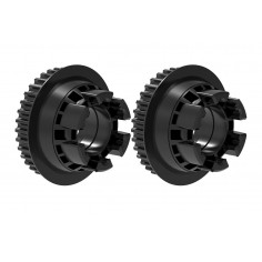 Riot Star-hole Pulley 2pcs