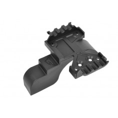 Center Diff Plate - Spur Gear Cover - Composite - 1 pc