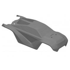 Polycarbonate Body - Kronos XP 6S - Clear - Cut - 1 pc