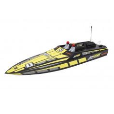 2306 JetPower B speed boat -green RTR