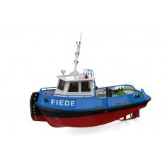 Fiede tug boat 1:50 kit