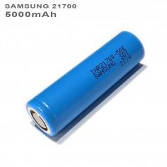 Samsung INR21700-50E 21700 tipo 5000mAh - 10A akumuliatorius