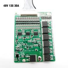 BMS 13s 48V LiPo/Li-Ion 30A 5A