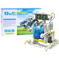 13 in 1 Educational Solar Robot konstruktorius