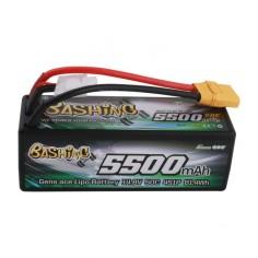 Gens Ace 5500mAh/14.8V BASHING 50C-100C(max) 4S1P Li-Po akumuliatorius