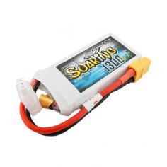 Gens Ace Soaring 1300mAh / 7.4V 30C (60C max) akumuliatorius