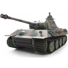 German Panther 1:16 SMOKE/SOUND tanko modelis RTR