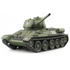Rusų T-34/85 1:16 2.4GHz SMOKE/SOUND tanko modelis RTR