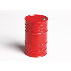 Oil barrel Scale 1:10 (red)
