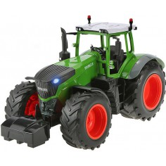 Double Eagle RC traktorius su priekaba 1:20 RTR 2,4ghz