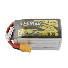 TATTU R-LINE V3 1550mAh / 22.2V 120C (240C max) su XT60