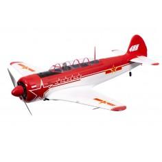 Yak-11 1450mm ARF Red/White