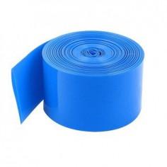 135mm x 1m termo apvalkalas mėlynas