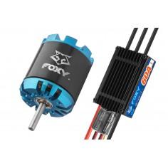 Combo set FOXY G3 C2820-1150 + FOXY G2 60A ESC