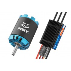 Combo set FOXY G3 C2826-900 + FOXY G2 60A ESC