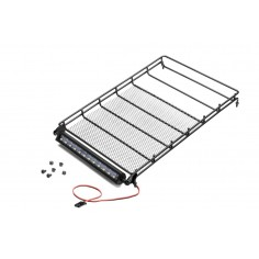 Roof rack + light bar