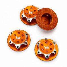 Orange Lightweight Whell nut 1mm