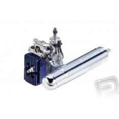 GT15HZ II W/POWERBOOST PIPE 15HZ
