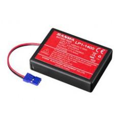 Li-Po Battery LP1-1400 3,7V for MT-44