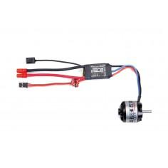 HPD 3515-1100 11.1Vmotor set