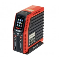 POLARON EX 1400 charger, red