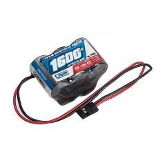 LRP XTEC RX-pack 1600mAh/6.0V NiMh akumuliatorius