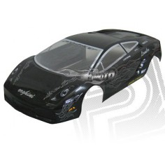 Car body Himoto 1:10 Lamborghini Black
