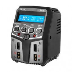 SkyRC T100 2x5A 100W 220V...