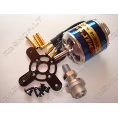 """EMAX BL2826 850KV 182g """"Outrunner"""" tipo bešepetėlinis variklis"""
